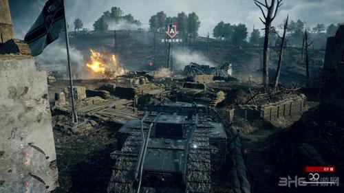 战地1浴血之战绝顶表现关卡攻略