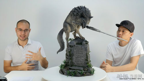 黑暗之魂巨型手办灰色巨狼希夫截图2