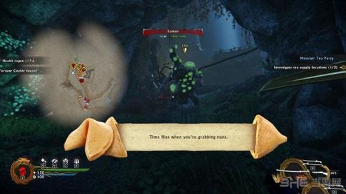 影子武士2游戏截图2