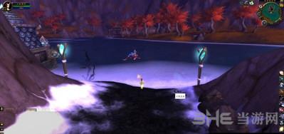 魔兽世界水上坐骑截图4