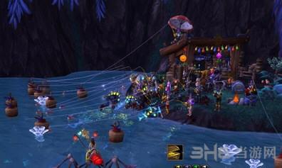魔兽世界水上坐骑截图13