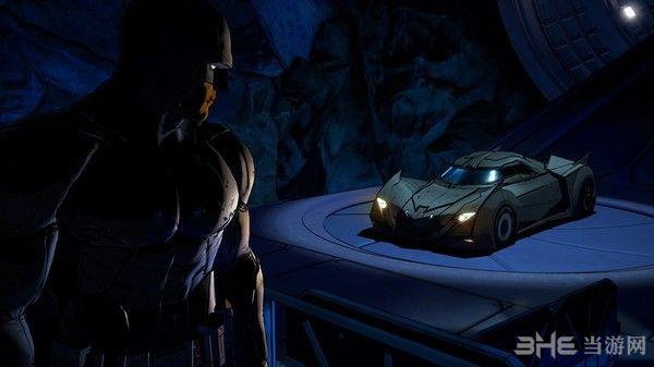 蝙蝠侠游戏截图3