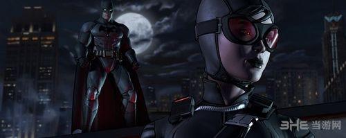 蝙蝠侠游戏截图2