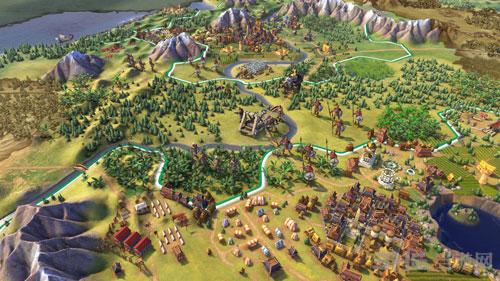 文明6地图大小怎么修改 地图大小修改方法解析攻略图片