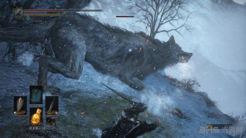 黑暗之魂3艾雷德尔的灰烬雪原地图流程攻略