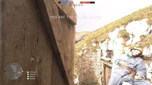 战地1真人短片截图1