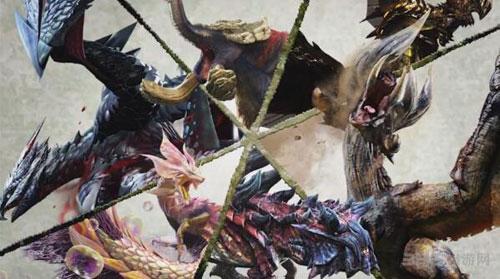 怪物猎人XX截图8