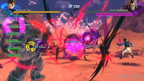 龙珠超宇宙2游戏截图3