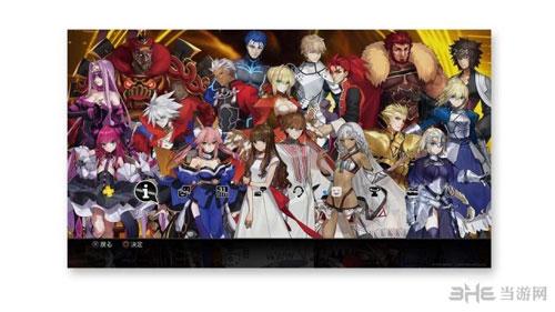 Fate/EXTELLA限定机宣传图2