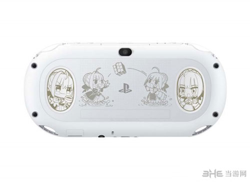 Fate/EXTELLA限定机宣传图4