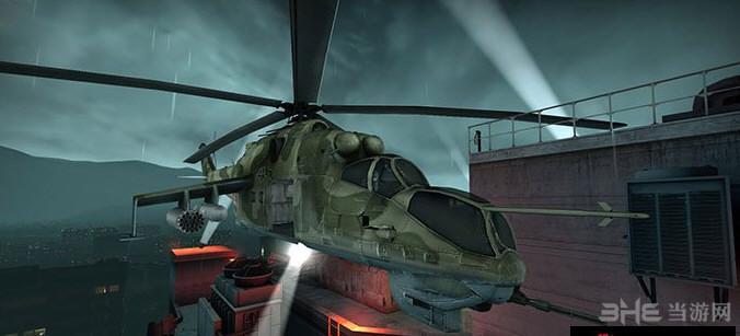 求生之路2 Mi-24雌鹿直升机MOD截图1