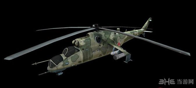 求生之路2 Mi-24雌鹿直升机MOD截图4