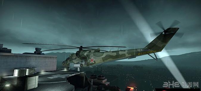 求生之路2 Mi-24雌鹿直升机MOD截图3