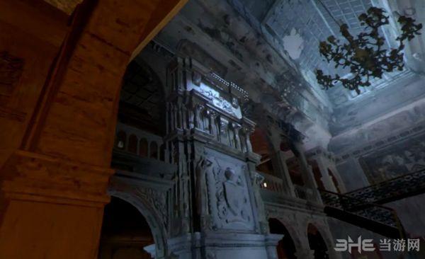 古墓丽影崛起VR试玩2