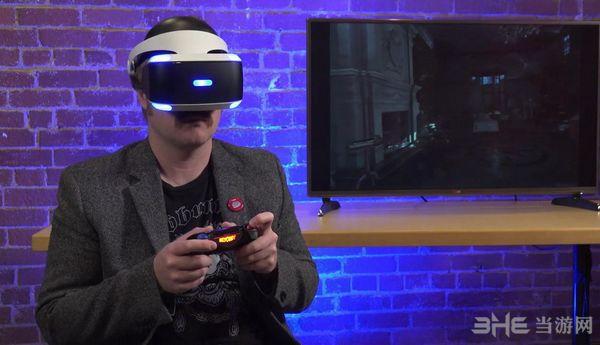 古墓丽影崛起VR试玩1