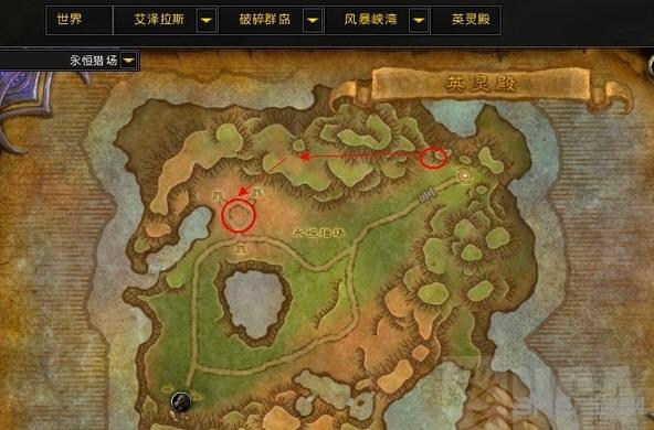 魔兽世界7.0大秘境及5M经验截图1