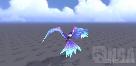 魔兽世界7.1新坐骑奥术风暴乌鸦截图2