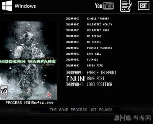 使命召唤6:现代战争2九项修改器截图0