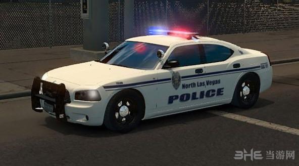 美国卡车模拟AI美国警车MOD截图0