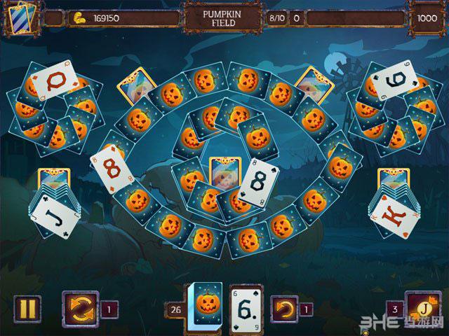 纸牌游戏:万圣节2截图0