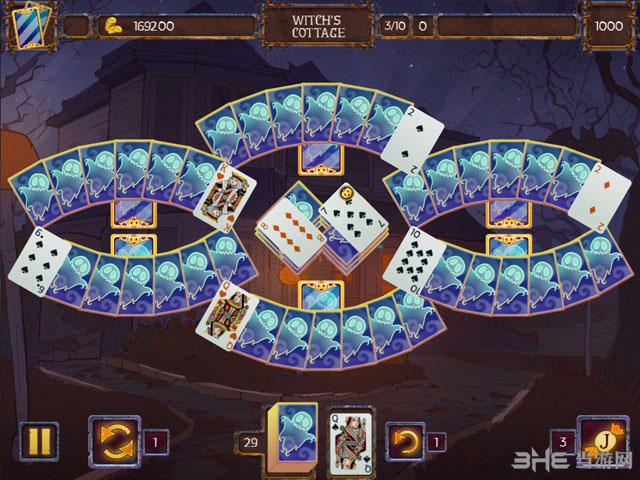 纸牌游戏:万圣节2截图1