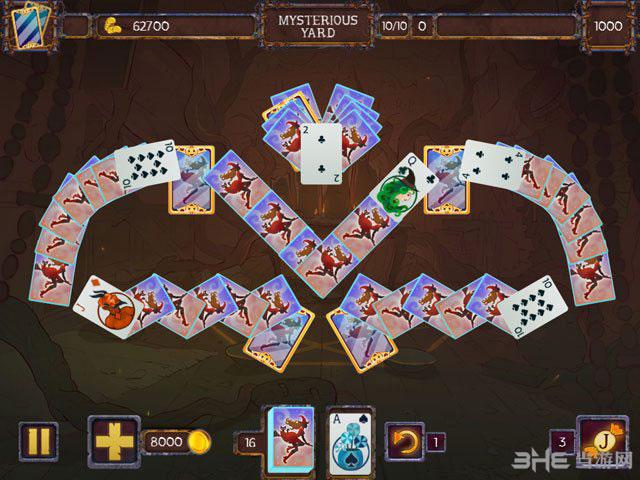 纸牌游戏:万圣节2截图2
