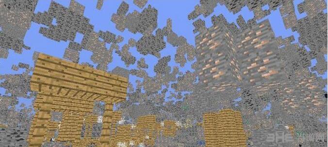 我的世界矿物分布详解地图包截图0