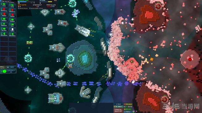 粒子舰队:崛起v1.1.4单独破解补丁截图1