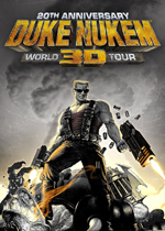 ��绻�爵3D:20周年�o念版(Duke Nukem 3D:20th Anniversary World Tour)中文硬�P版