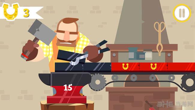 打击铁匠截图2