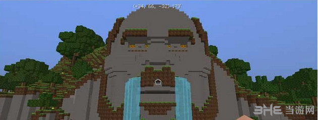 我的世界1.5.2山神庙地图截图0