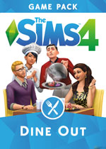 ģ������4������ò�(The Sims 4: Dine Out)����Ӳ�̰�