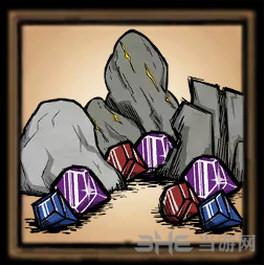 饥荒:联机版挖矿掉宝石MOD截图0