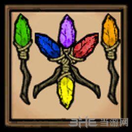 饥荒:联机版漂亮的多彩长矛MOD截图0