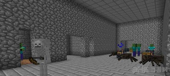 我的世界v1.7.10地牢MOD截图1