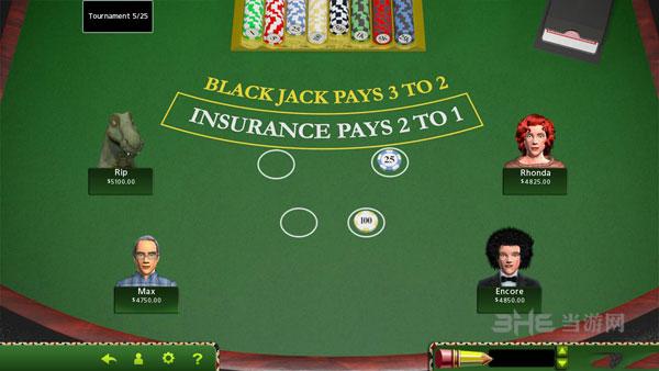 霍伊尔官方赌场游戏合集截图0