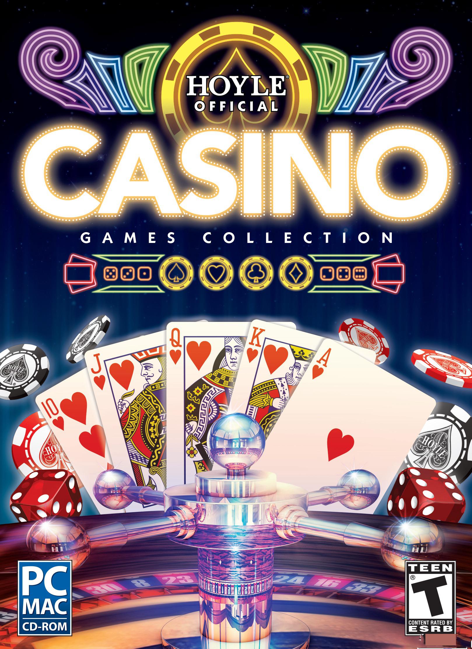 霍伊尔官方赌场游戏合集