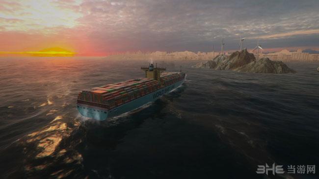 运输船2017截图0