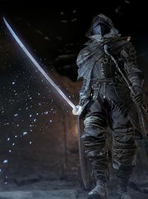 黑暗之魂3DLC截图欣赏 阿里安德尔的世界一篇枯槁
