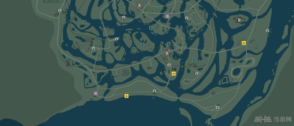 黑手党3全物品收集地图截图1