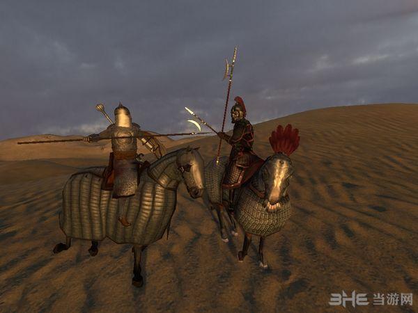 骑马与砍杀异域忠魂:满江红之卡拉迪亚截图3