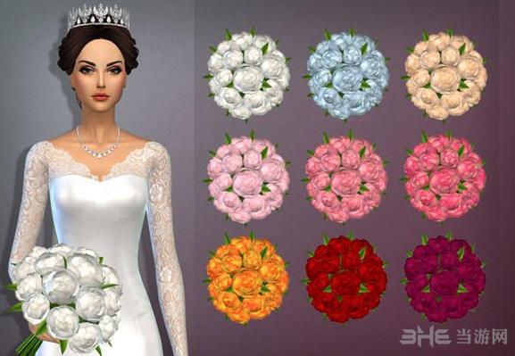 模拟人生4婚礼花束MOD截图0
