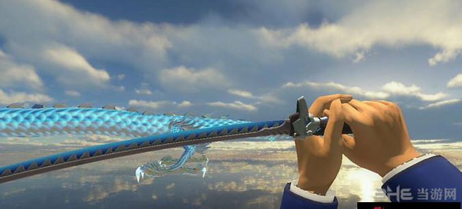 求生之路2蓝色武士刀MOD截图3