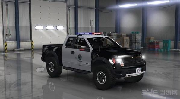 美国卡车模拟福特F150 MOD截图0