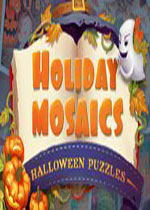 节日马赛克:万圣节拼图(Holiday Mosaics - Halloween Puzzles)PC硬盘版
