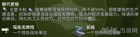 文明6更容易的喵版中国MOD截图0