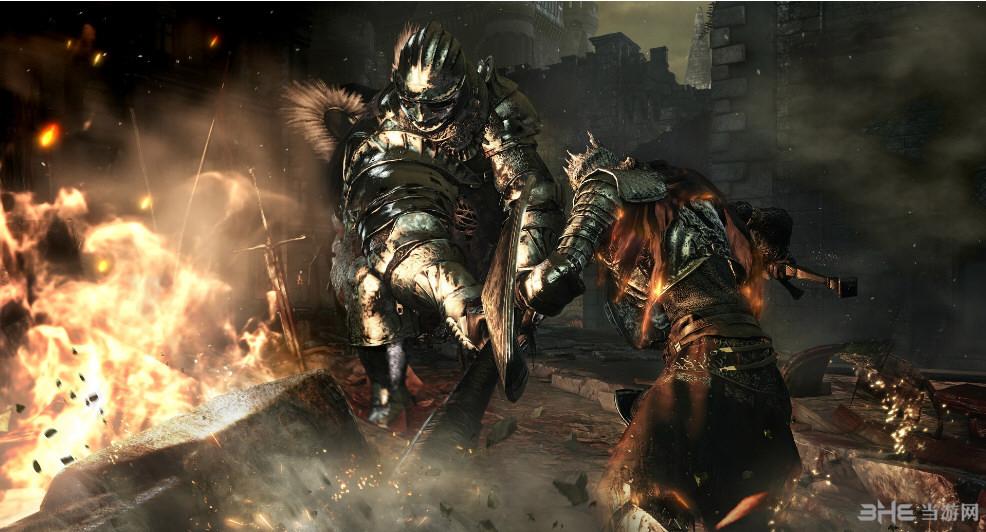 黑暗之魂3艾雷德尔之烬DLC未加密补丁截图0