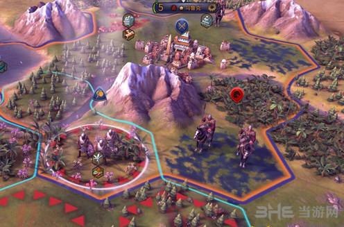 文明6所有资源可收获MOD截图0