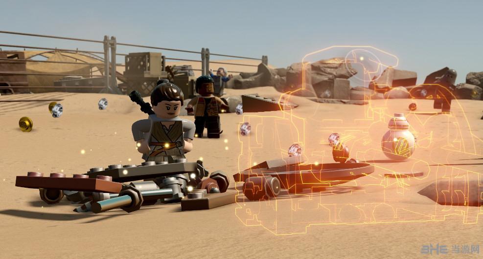 乐高星球大战原力觉醒DLC扩展包4截图2