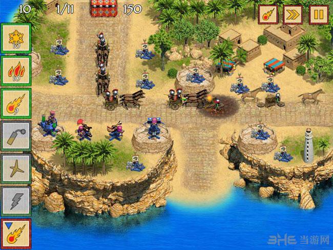 埃及防御截图2